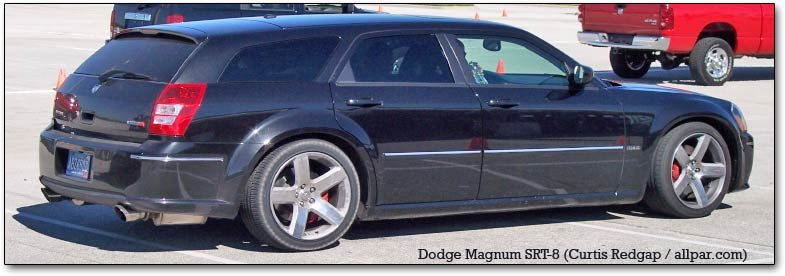 2005 2009 Dodge Magnum Production Car