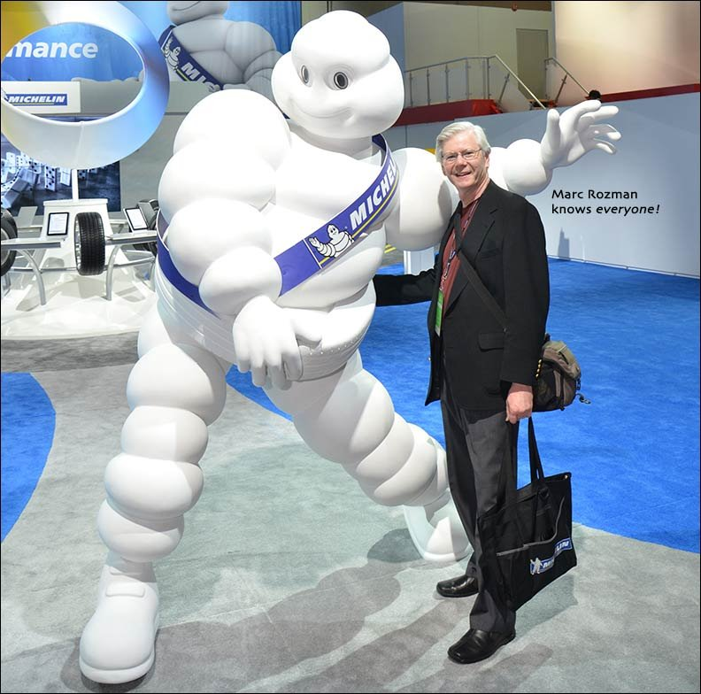 marc rozman and michelin man