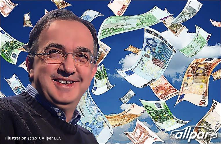 Marchionne-Euros