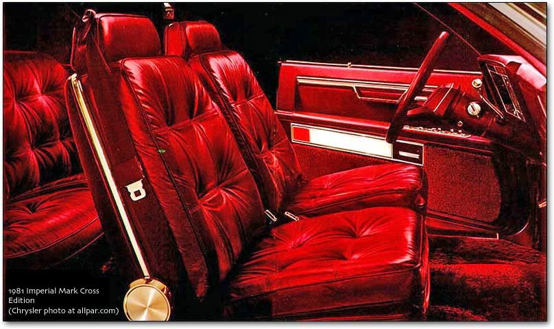 mark cross interior