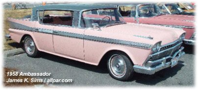 AMC - The Spirit Still Lives (history of American Motors)