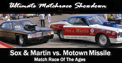 match race showdown