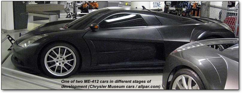 ME4-12 carbon fiber body