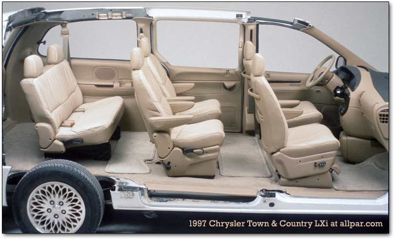1996 2000 Chrysler Plymouth And Dodge Minivans Caravan