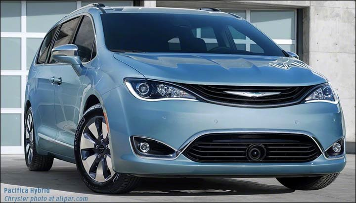 2017 chrysler pacifica minivans chassis and handling. Black Bedroom Furniture Sets. Home Design Ideas