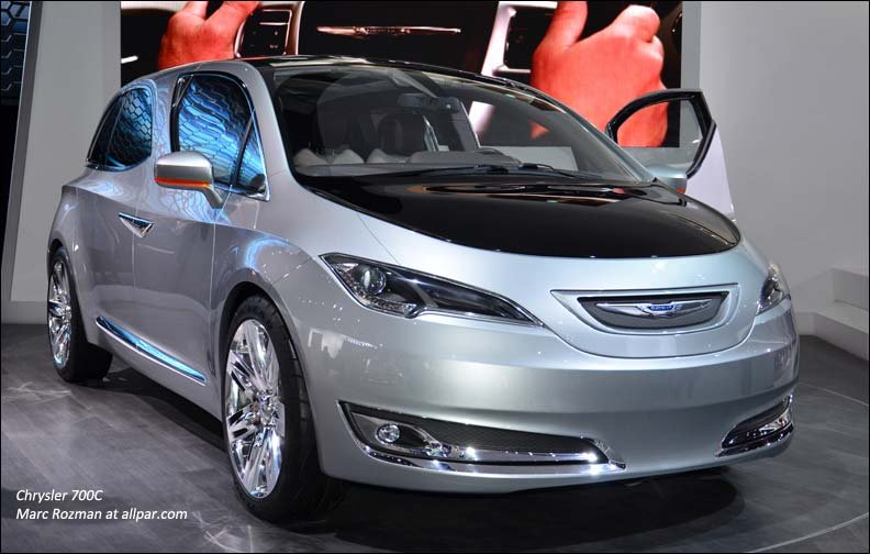 2012 chrysler concept
