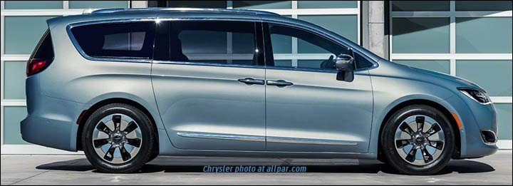 Inside The 2017 Chrysler Pacifica Minivans Cabin Features Stereo