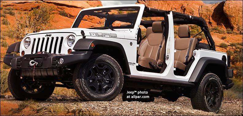 Lovely 2013 Jeep Wrangler Moab