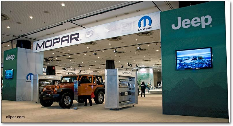 Mopar and Jeep