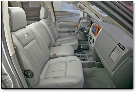 Dodge campers and motor homes