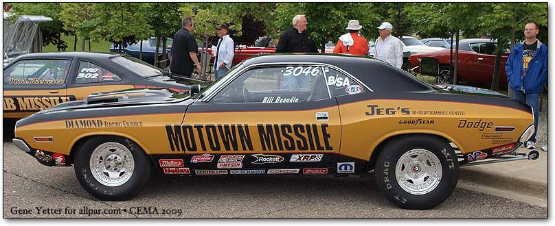 motown missile 2009