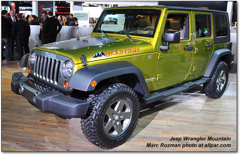 2007-2010 Jeep Wrangler: an icon revisited