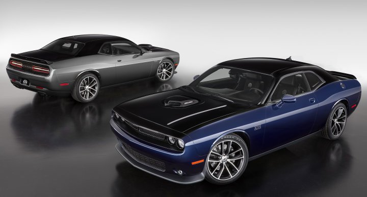 ... Auto Show Is The Mopar 17 Challenger, The Eighth Moparized Vehicle From  Dodge, Ram, Or Chrysler. The Latest Factory Customized Muscle Car Was  Designed ...