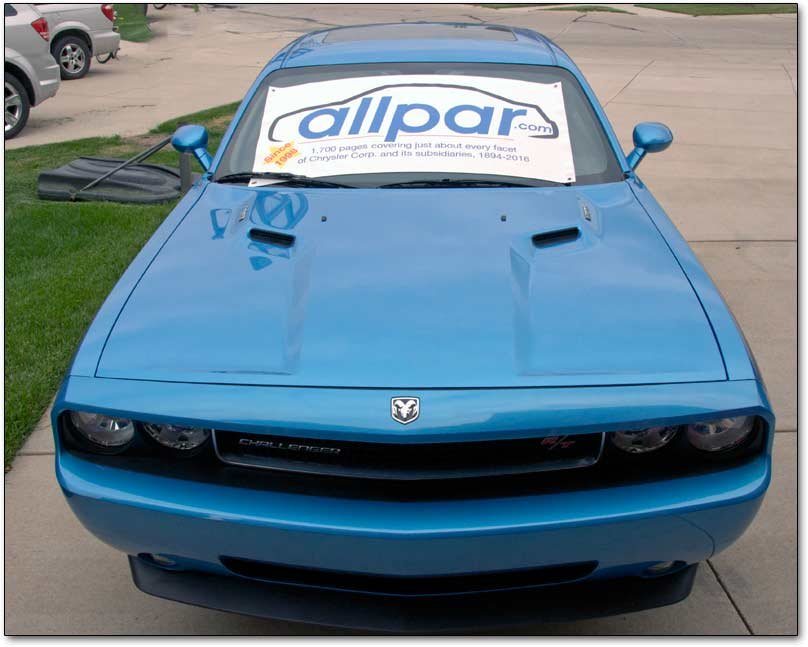 Dodge Challenger review