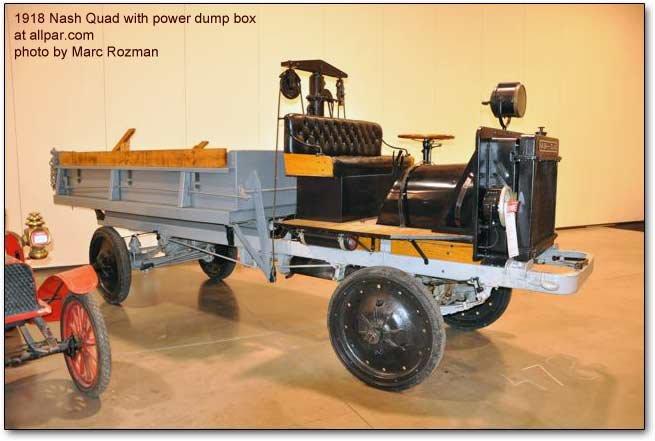 Nash motors cars 1916 to 1954 for Walter motor truck company