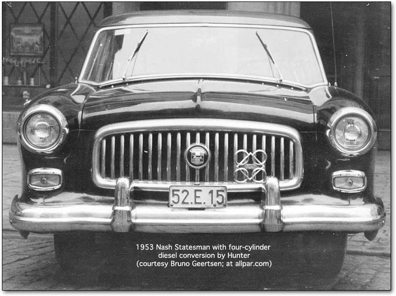 Nash Motors Cars 1916 To 1954