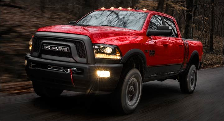 2015 2017 Ram Power Wagon Off Road Pickup Trucks Return