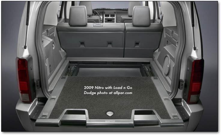 Dodge Nitro 2009 Interior. dodge nitro