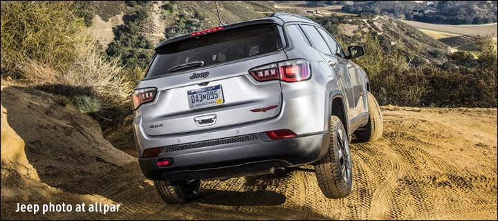 2017 jeep compass car preview test drive. Black Bedroom Furniture Sets. Home Design Ideas