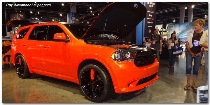 2011 Sema Concepts From Dodge Jeep Chrysler And Ram