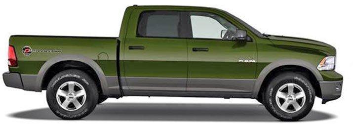 News Dodge launches 2011 Ram Outdoorsman