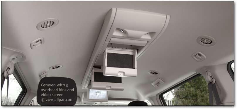 2011 Dodge Caravan Minivan Car Review
