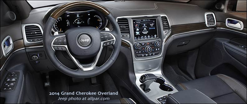 2014 Jeep Grand Cherokee The Flagship Jeep Luxury Suv Turbochargers Information