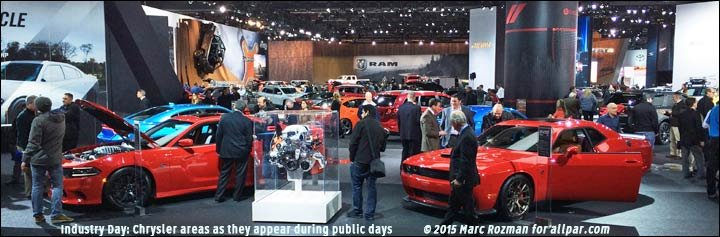 2015 Detroit auto show overview