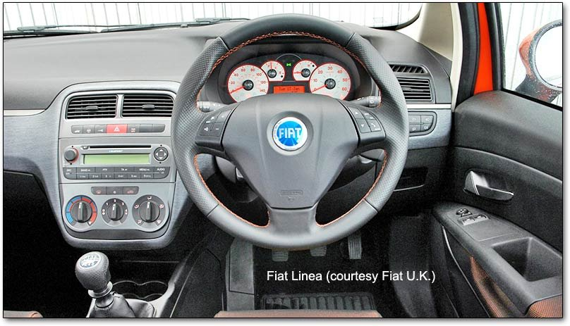 New Fiat Panda 2011. One is the Fiat Panda Cross,