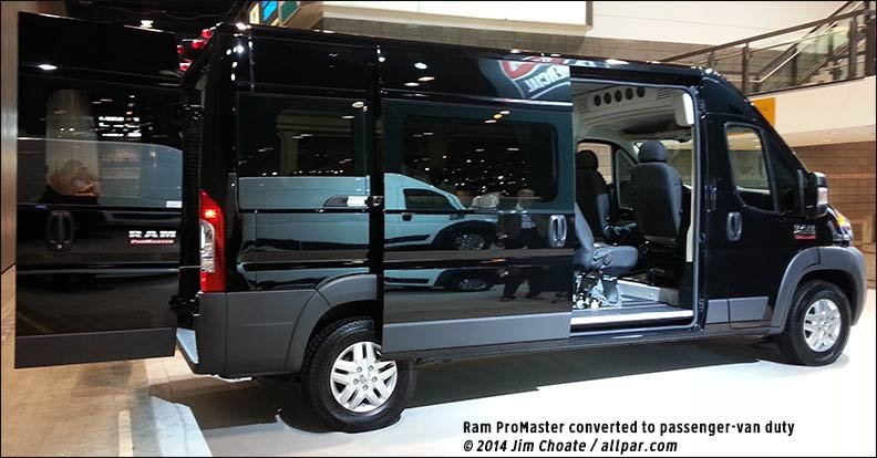 Based On The Front Wheel Drive Fiat Ducato Ram Promaster Has Higher Capacities And Components To Handle North American Roads Increased Gross