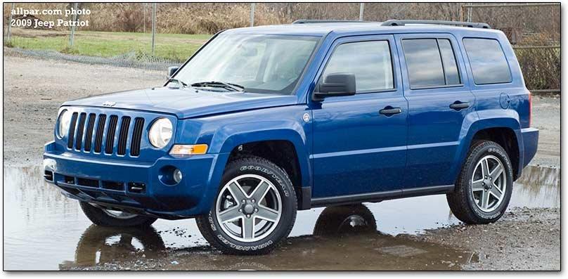 "Jeep Patriot Sport Reviews ... Jeep Patriot test drives: now includes ""Five Months in a Patriot"
