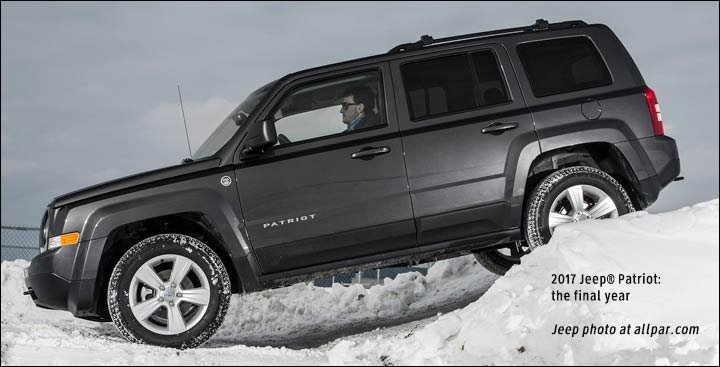 jeep patriot the compact suvs 2006 2017 off road capability on road features. Black Bedroom Furniture Sets. Home Design Ideas