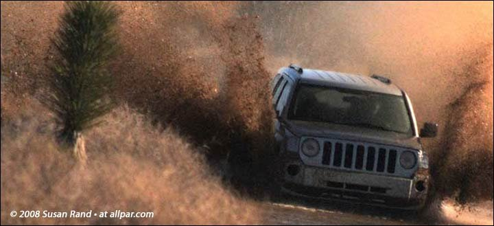 Jeep Patriot 2007 2017 Off Road And Around Town Versability