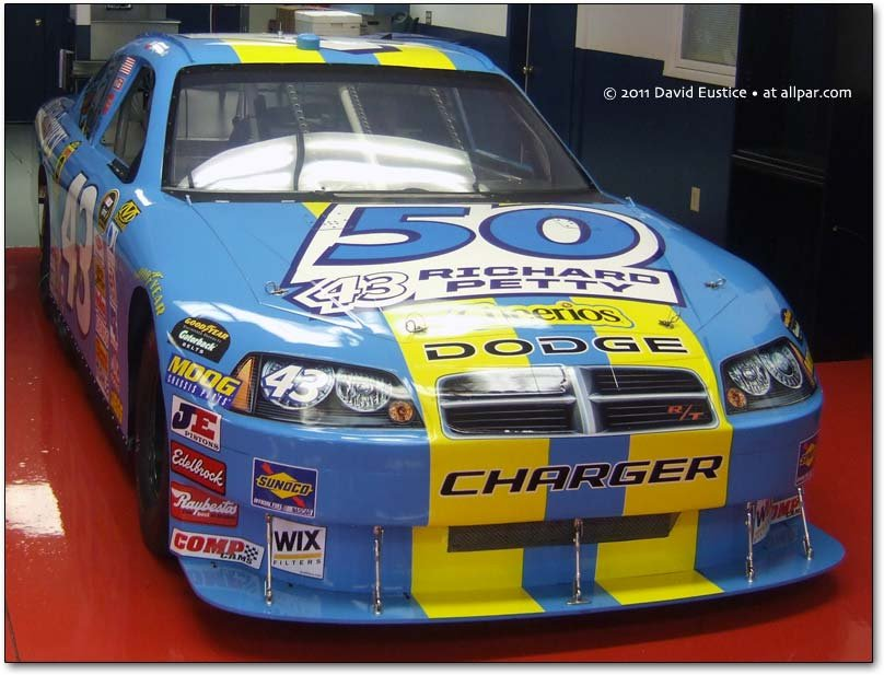 Petty Nascar Charger