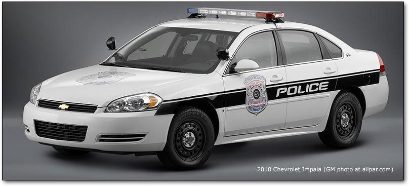 Chevrolet Caprice Ppv Police Cars