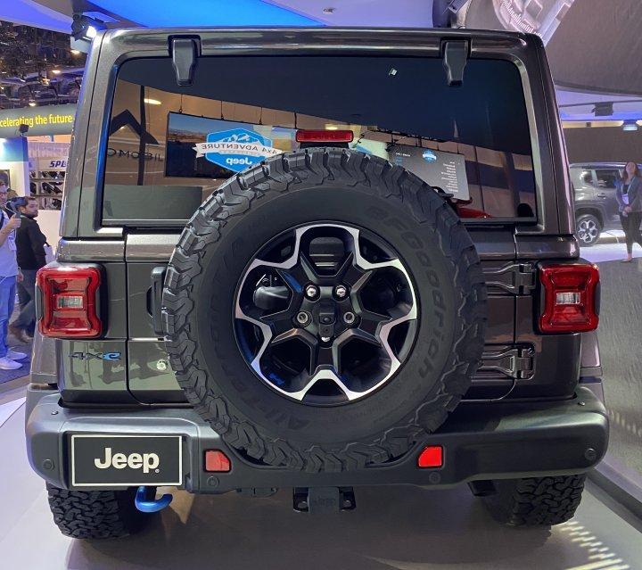 Jeep CES