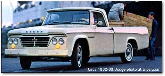 dodge d series pickups 1961 1971. Black Bedroom Furniture Sets. Home Design Ideas