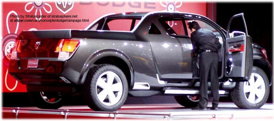 dodge rampage pickup - 2015 Dodge Rampage