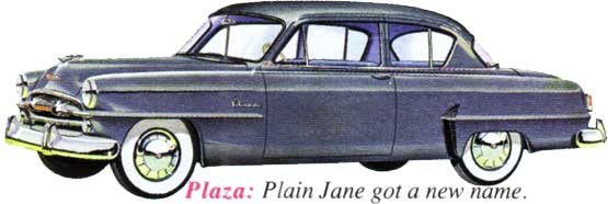 1954 Plymouth Plaza