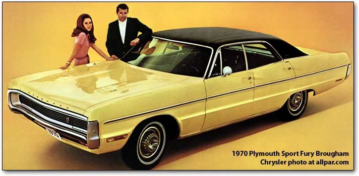 1970 74 plymouth the muscle cars - 1970 plymouth fury gran coupe ...