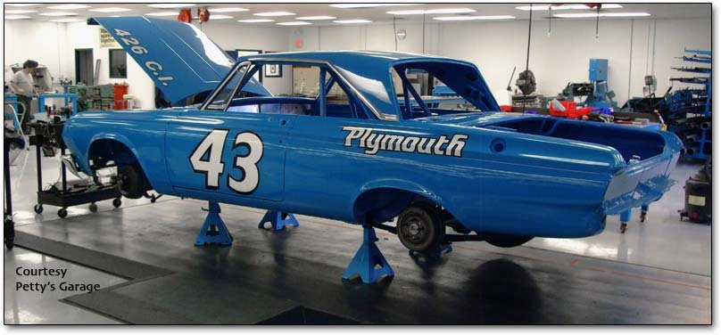 Plymouth #43