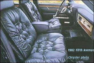 plymouth seats