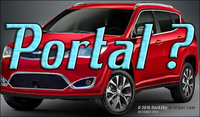 portal - journey crossover replacement