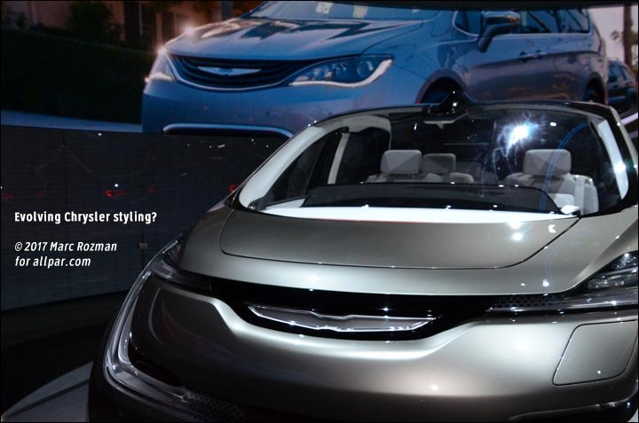 chrysler portal vs Pacifica