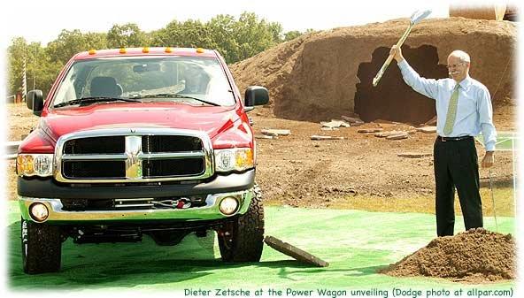 Dodge Power Wagon Truck