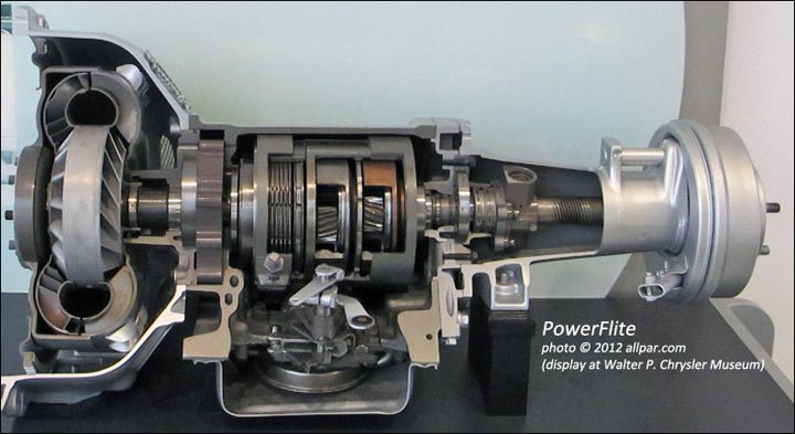 powerflite automatic