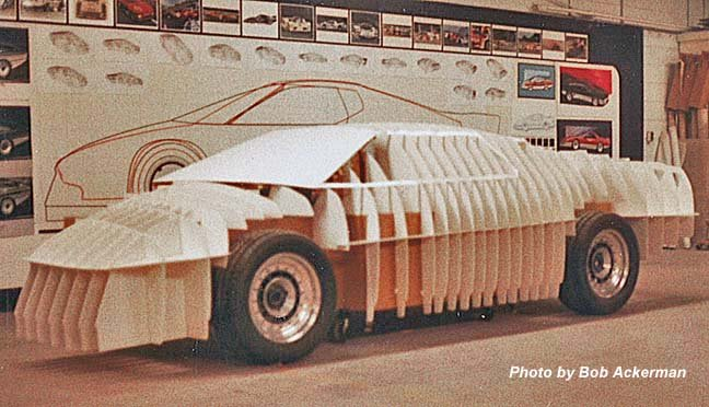 Dodge PPG turbo interceptor