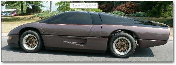 The Wraith Car >> Dodge M4s Turbo Concept Basis Of The Wraith Car