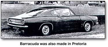 Pretoria Barracuda