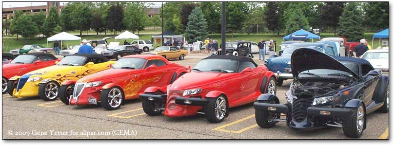 Plymouth Prowlers
